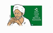 Kizan, plural of Koz - a metal mug for drinking water - are what Islamists, in and out of power, are known as Sudan
